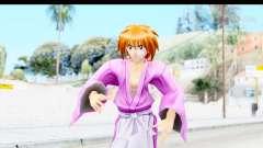 Kenshin v2 para GTA San Andreas
