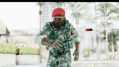 Global Warfare Indonesia para GTA San Andreas