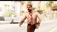 Left 4 Dead 2 - Zombie Pilot para GTA San Andreas