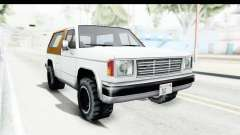 Ford Bronco from Bully para GTA San Andreas