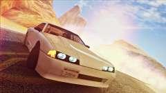 Elegy Drophead para GTA San Andreas