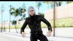 GTA 5 Ill Gotten-Gains DLC Female Skin para GTA San Andreas