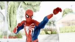 Spider-Man Insomniac v1 para GTA San Andreas