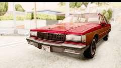 Chevrolet Caprice 1989 Station Wagon IVF para GTA San Andreas