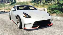 Nissan 370Z Nismo Z34 2016 [replace]