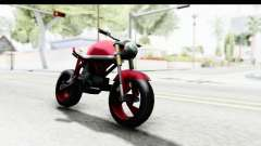 Custom Stunt FCR9000 para GTA San Andreas