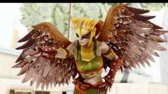 Injustice God Among Us - Hawk Girl para GTA San Andreas