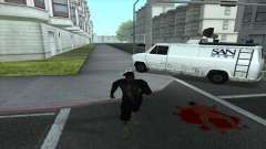Newsvan Follow You para GTA San Andreas