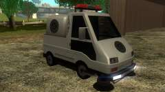New Sweeper IVF para GTA San Andreas