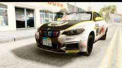 BMW M235i Coupe para GTA San Andreas