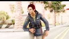 Silent Hill Downpour - Annie para GTA San Andreas