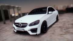 Mercedes-Benz E63 GSC