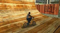 New HD Glen Park para GTA San Andreas