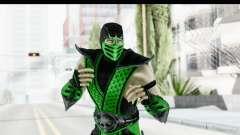 Mortal Kombat vs DC Universe - Reptile para GTA San Andreas