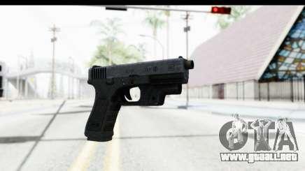 Glock P80 para GTA San Andreas