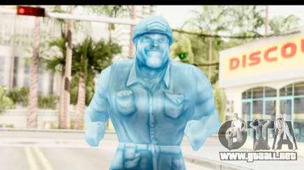 ArmyMen: Serge Heroes 2 - Man v4 para GTA San Andreas