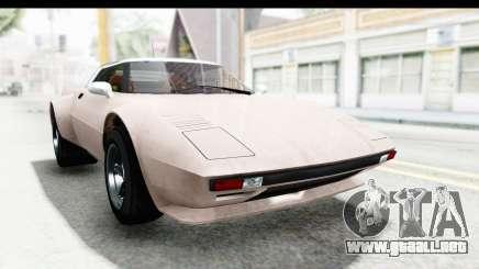 GTA 5 Lampadati Tropos SA Lights para GTA San Andreas