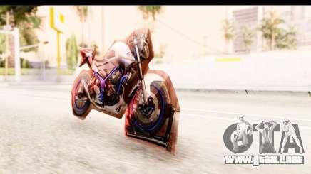 Yamaha MT-25 (MT-03) para GTA San Andreas
