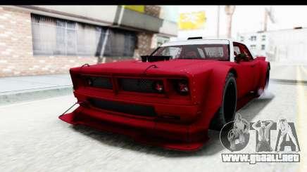 GTA 5 Declasse Drift Tampa IVF para GTA San Andreas
