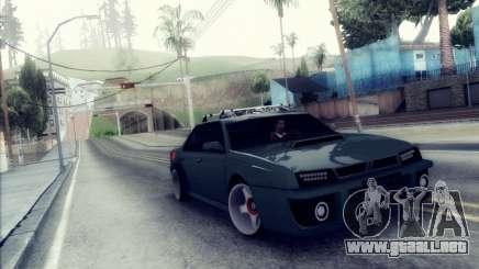 New Stance Sultan para GTA San Andreas