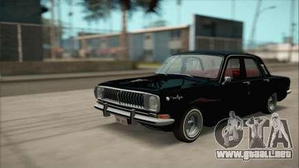 GAS 24 Nobles para GTA San Andreas