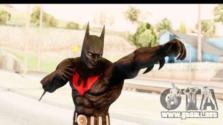 Batman Arkham City Batman Beyond para GTA San Andreas
