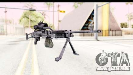M240 FSK para GTA San Andreas