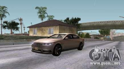GTA 5 Ubermacht Oracle II para GTA San Andreas