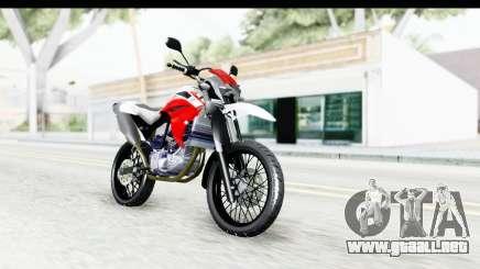 Yamaha XT 660R para GTA San Andreas