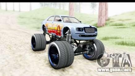 GTA 5 Enus Cognoscenti XL para GTA San Andreas