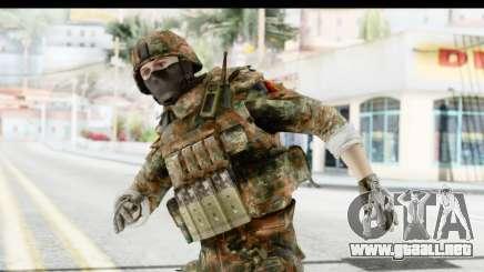 Global Warfare Germany para GTA San Andreas