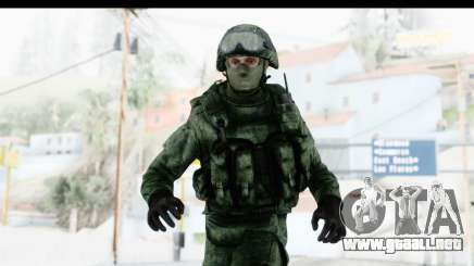 Global Warfare Russia para GTA San Andreas