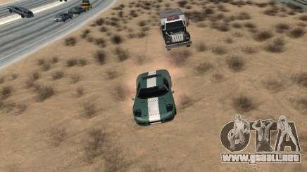Hot Wheels para GTA San Andreas