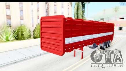 Trailer Cargo para GTA San Andreas