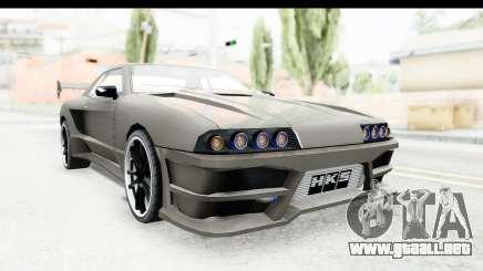 Elegy Sport Type v1 para GTA San Andreas