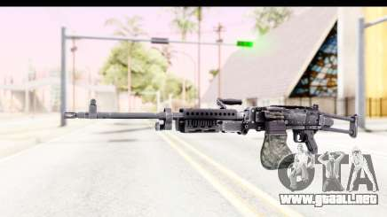 M240 FSK No Attachments para GTA San Andreas
