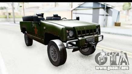 BJ2022 para GTA San Andreas