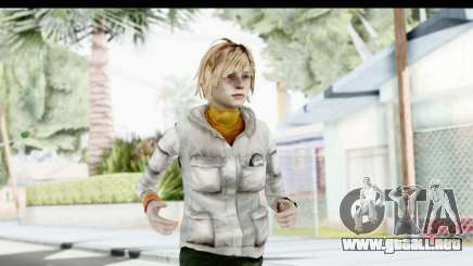Silent Hill Downpour - Heather para GTA San Andreas