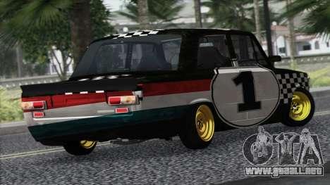 VAZ 2101 es un Coche de Carreras para GTA San Andreas left
