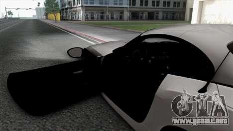 BMW Z4 para GTA San Andreas