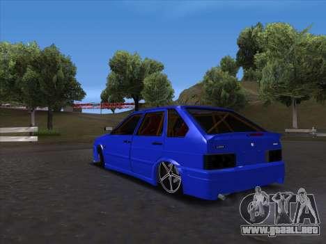 VAZ 2114 Sport para la visión correcta GTA San Andreas