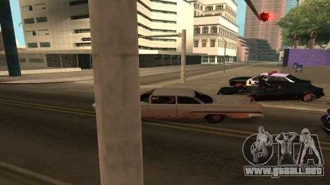 Cheetah Mod v1.1 para GTA San Andreas tercera pantalla
