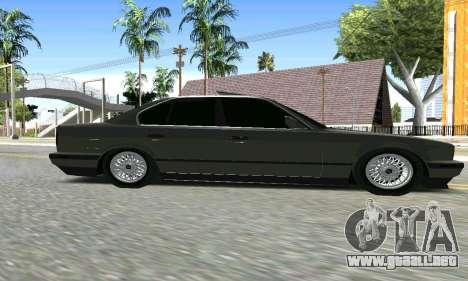BMW 535 para la visión correcta GTA San Andreas