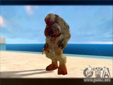 Berzerker from DOOM 3 para GTA San Andreas