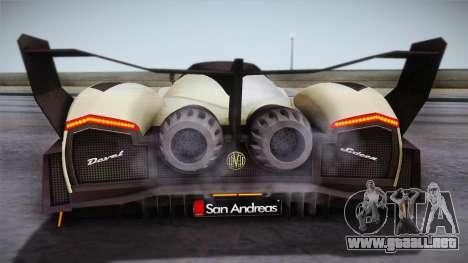 Devel Sixteen para la visión correcta GTA San Andreas