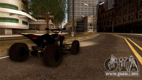 Quad Graphics Skull para GTA San Andreas left
