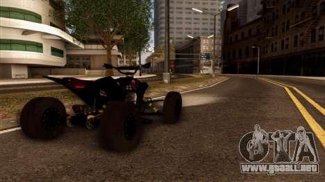 Quad Graphics Skull para GTA San Andreas left