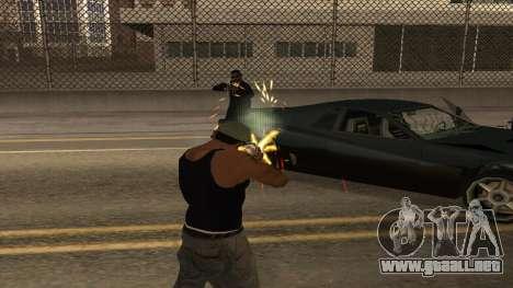 Cheetah Mod v1.1 para GTA San Andreas sexta pantalla