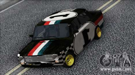 VAZ 2101 es un Coche de Carreras para la visión correcta GTA San Andreas