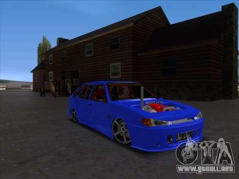 VAZ 2114 Sport para GTA San Andreas